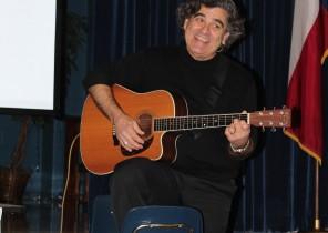 Brod Bagert Performing 2014